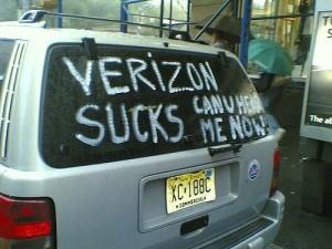 Verizon Wireless Service Traveling To Canada